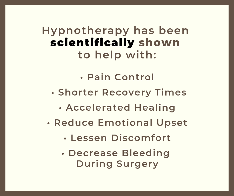 Flagstaff Hypnotherapy Pain Control