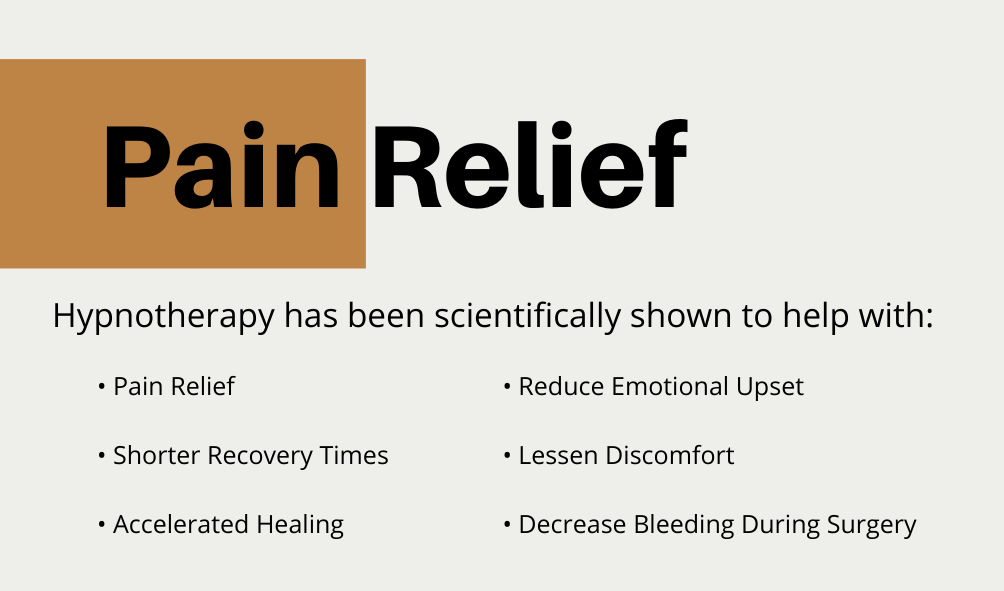 Arizona hypnotherapy pain relief