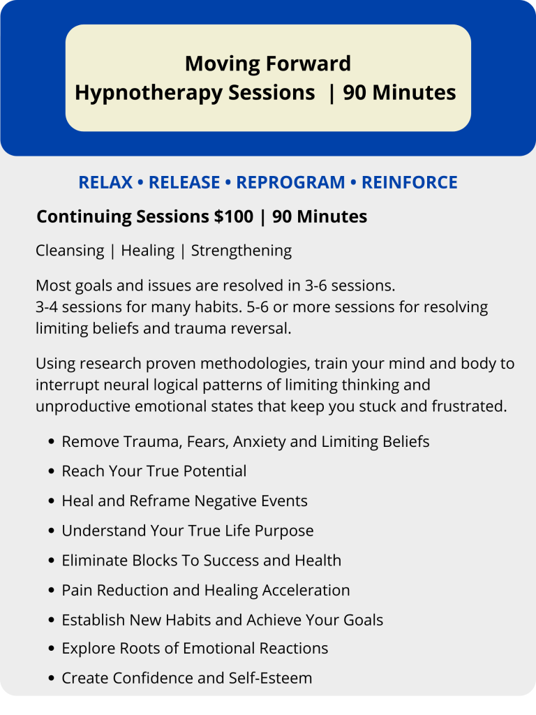 Hypnotherapy Sessions - Phoenix Hypnosis