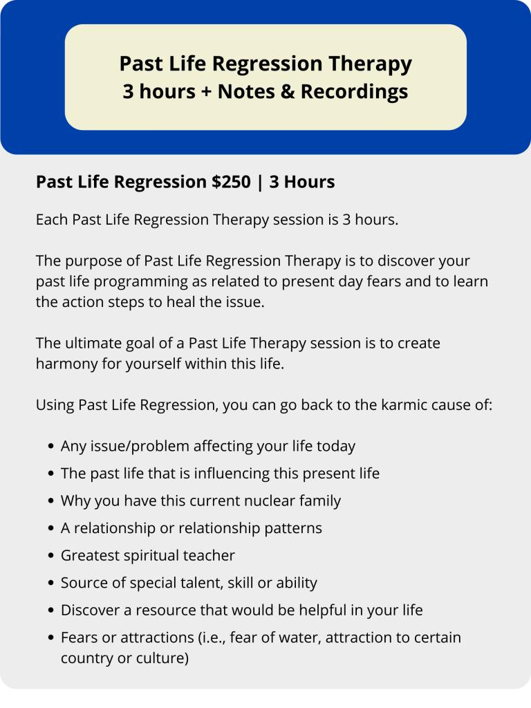 Past Life Regression - Phoenix Hypnosis